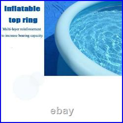 18063cm Summer Portable Outdoor Inflatable Swimming Pool Water Sports Adult