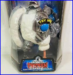 2010 Adult Swim Robot Chicken 10 Electronic With Lights & Sounds NEW OPEN BOX