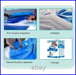 24076cm 8ft Summer Portable Outdoor Inflatable Swimming Pool Water Sports Adult
