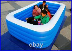 82 x 63 inflatable Square swimming pool for adult pool set swimming pool