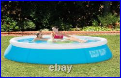 Authentic outdoor large adult swimming pool, children's family inflatable play