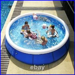 Family Swimming Pools Above Ground for Kids and Adults for 4-6 People