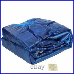 Floating Pool Lounge Bed Double Adult Inflatable Water Swimming Raft Float