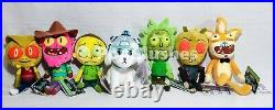 NEW 7x Funko Rick and Morty 6 Plush Collectible Galactic Plushies Adult Swim
