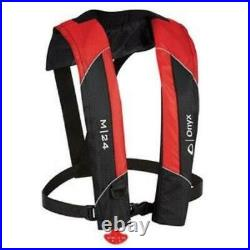 Onyx M-24 Manual Inflatable Life Jacket pfd For Swimming For Adult