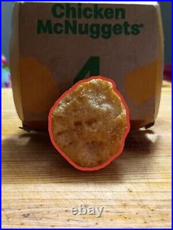 (RARE) Adult Swim ATHF Aqua Teen Hunger Force Meatwad Chicken McNugget