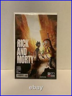 Rick And Morty 16 Oni Comic Last Of Us Variant Cover Rare Adult Swim SDCC NYCC