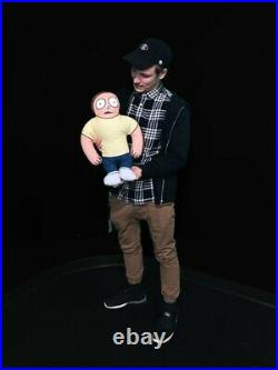 Rick and Morty Wrestling Buddy Pillow Stuffed Doll ATHF Family Guy Venture Bros