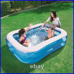 Summer Family 12.5ft Quick Swimming Set Above Ground Swimming Pool For kid&Adult