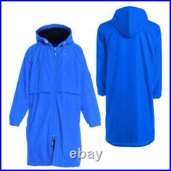 Swim & Sports Parka / Coat / Robe Long Sleeves Adult's Sizes. Several Colours