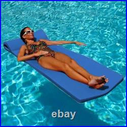 Swimming Pool Floats For Adults Foam Float Floating Mattress Mat Non Inflatable