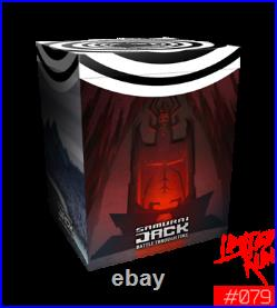 Switch Limited Run #79 Samurai Jack Battle Through Time Collector's Edition