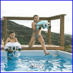 Underwater Sea Scooter Diving Electric Scooters Kids Adults Swimming Booster