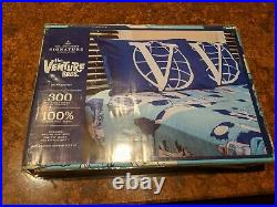 Venture Bros Bed Sheets 300 Thread Count Adult Swim Free Shipping New