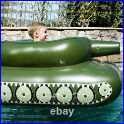 Water Canon Inflatable Float Tank Swimming Pool Adult Kid Fun Stress Relief Toys