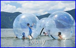 Water Walking Ball 2pc1.5m Dia Inflatable Zorb Ball Water Ball for adult